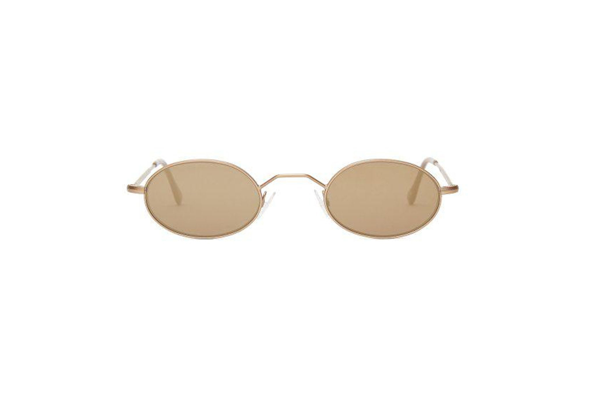 Andy Wolf Armstrong 44MM Oval Sunglasses