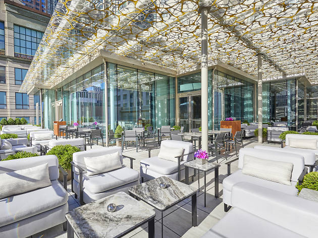 Four dazzling new rooftops and patios to check out