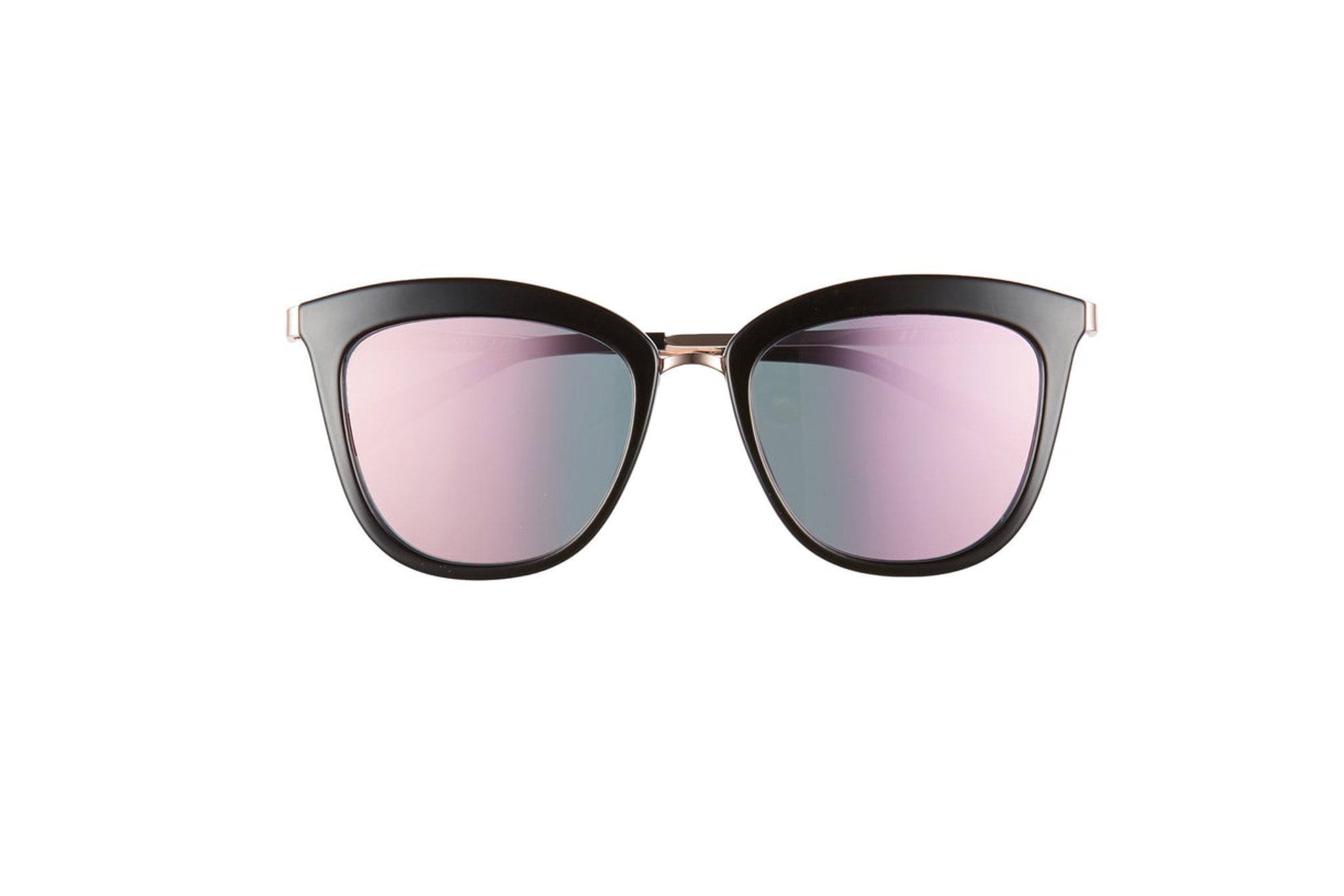 Le Specs Caliente 53mm Cat Eye Sunglasses