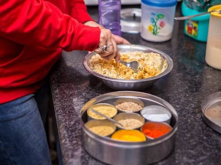 Home Cooked Delhi Experience
