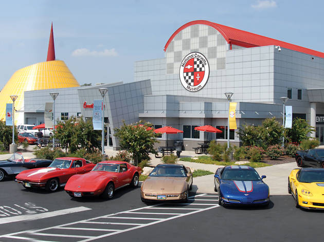 National Corvette Museum, eitw