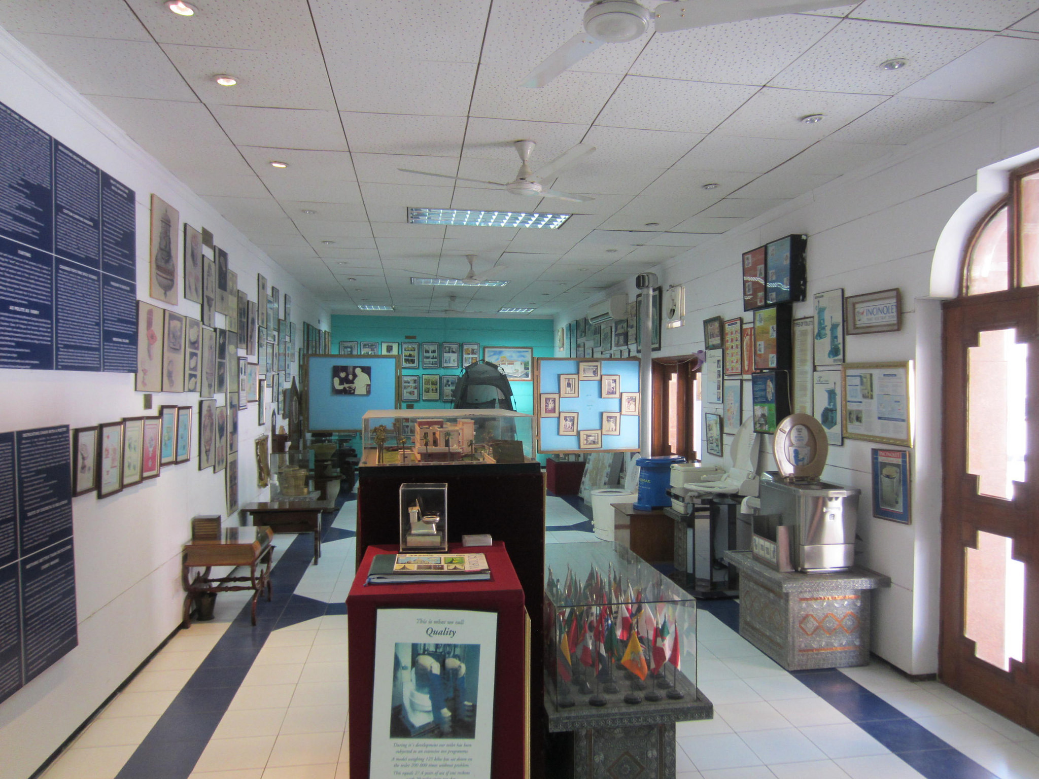 Sulabh Museum of Toilets