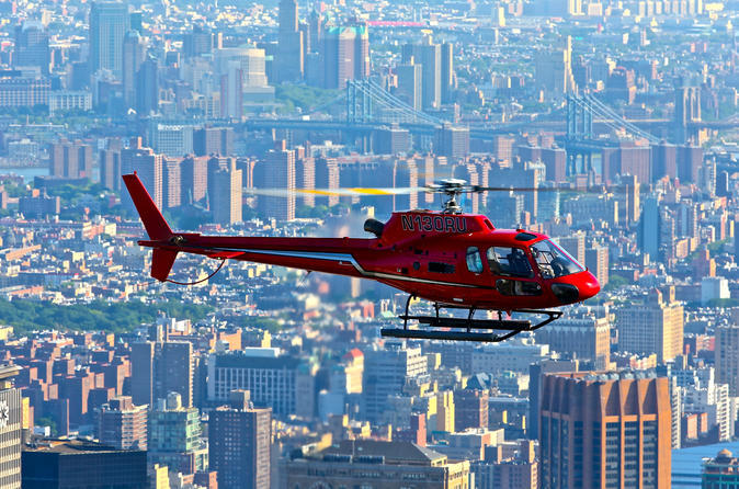 Big Apple Helicopter Tour of New York