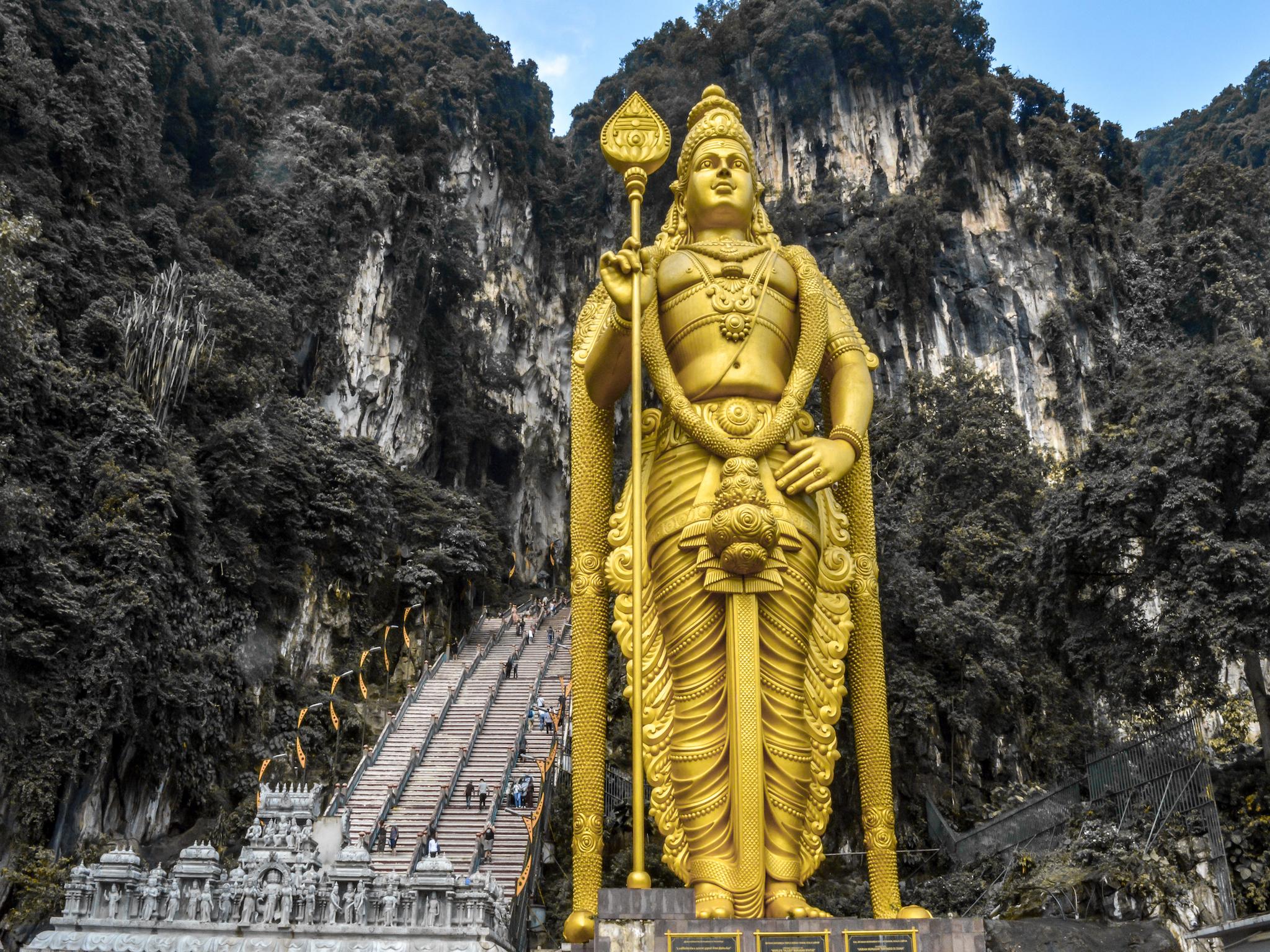 Batu Cave Temples