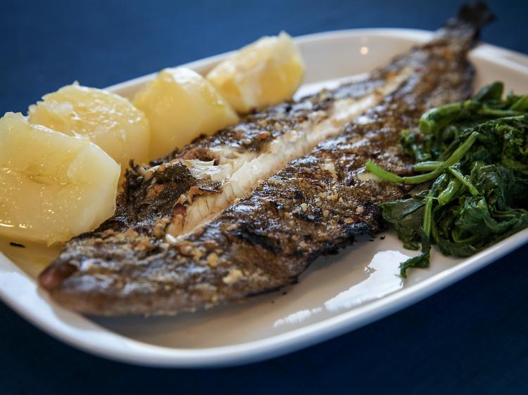 Cinco sítios para comer peixe em Cascais