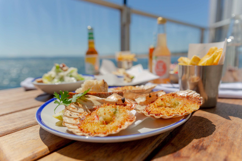 Rockfish restaurant, Plymouth
