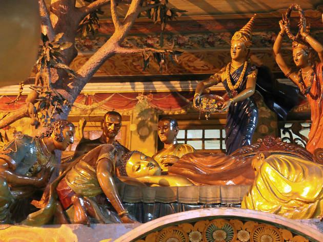 Gangaramara Buddhist Temple
