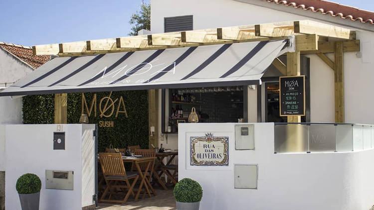 Restaurante, Japonês, Moa Sushi & Bar