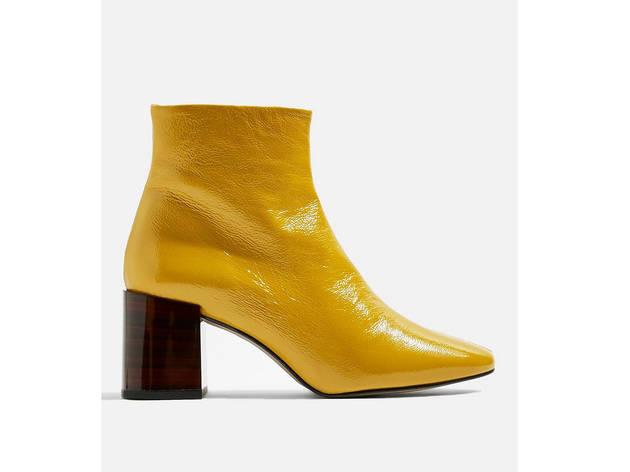 Marlene Mid Heel Boots