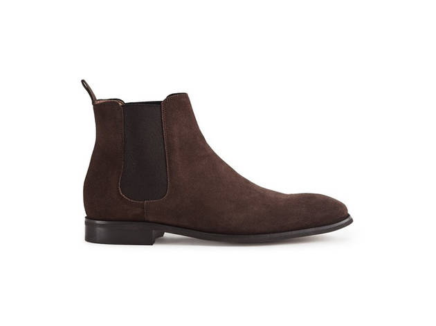 Triton Suede Chelsea Boots