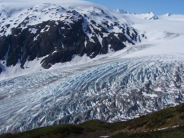 Exit Glacier, Alaska