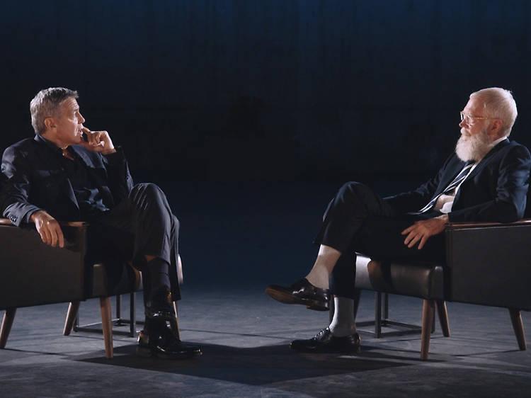 No necesitan presentación... con David Letterman
