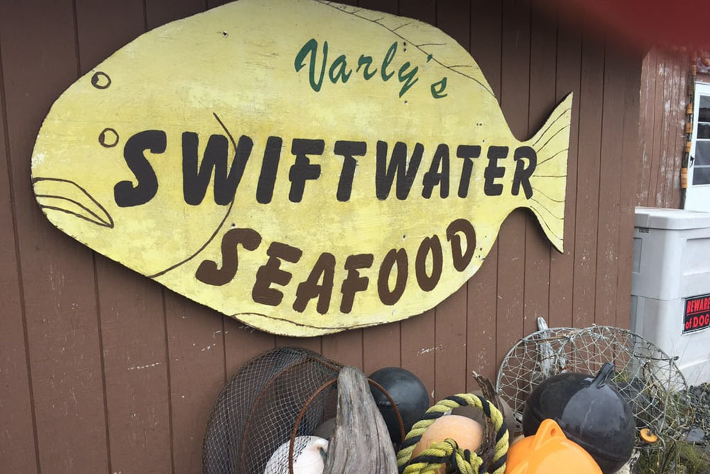 Varly's Swiftwater Seafood Cafe