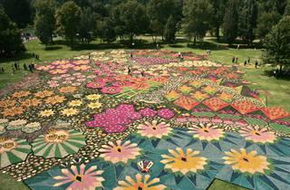 Feria de las flores Xochitla (Foto: Cortesía Xochitla parque ecológico)