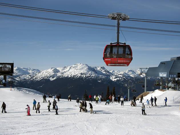 Peak 2 Peak Gondola, eitw