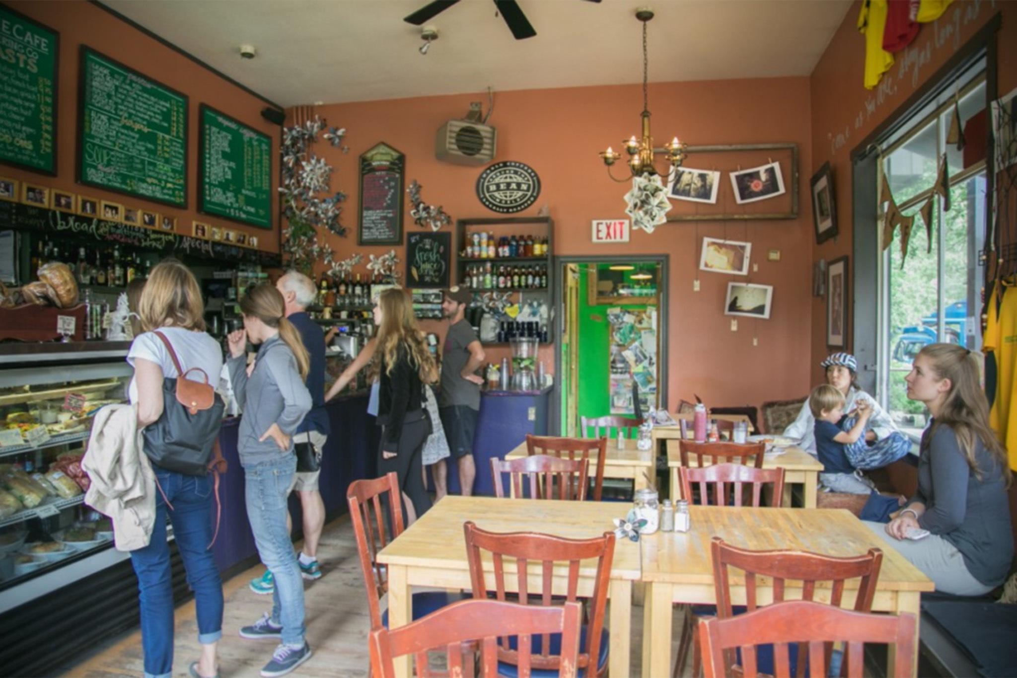 Alpine Café, eitw