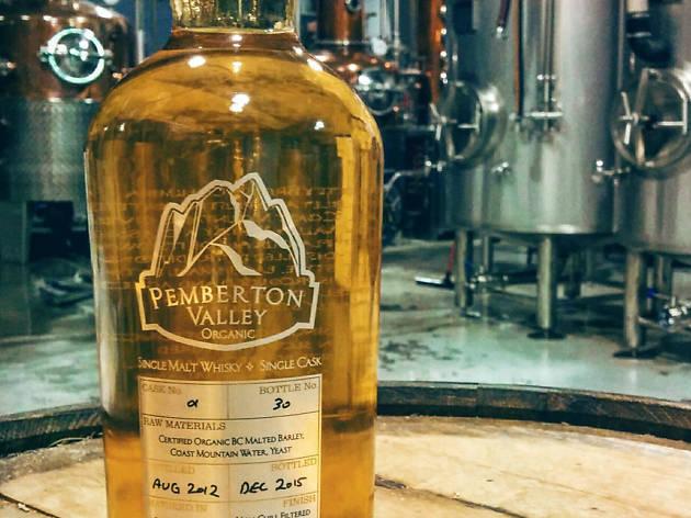 Pemberton Distillery, eitw