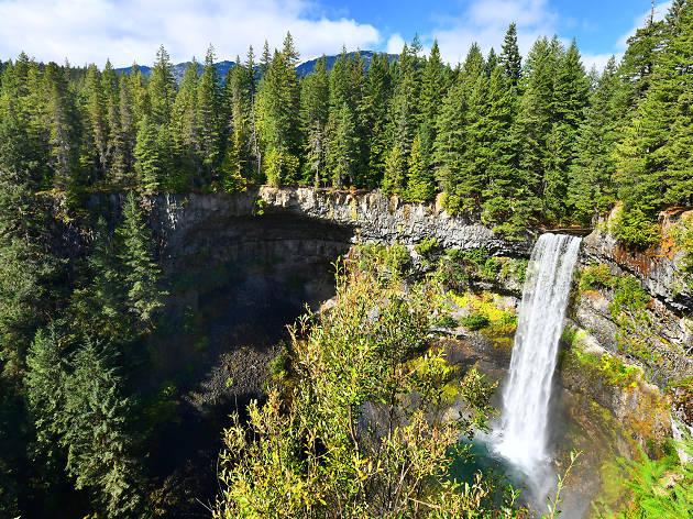 Brandywine Falls Provincial Park, eitw