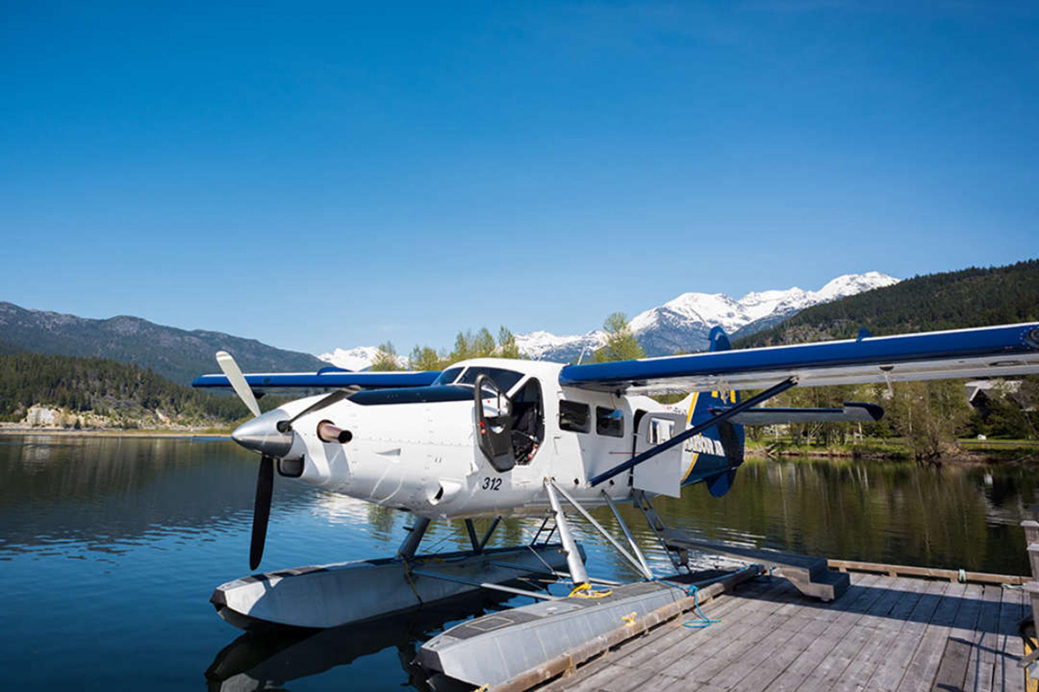 Seaplane Spectacular Glacier Tours, eitw