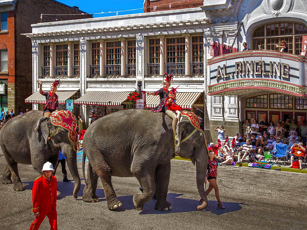 Circus World Museum, eitw