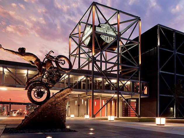 Harley-Davidson Museum, eitw