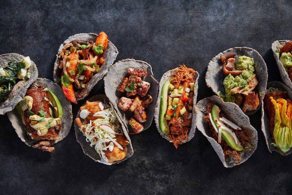 Puesto Tacos in La Jolla