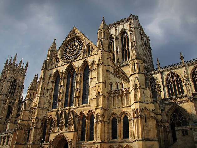 York Minster, eitw