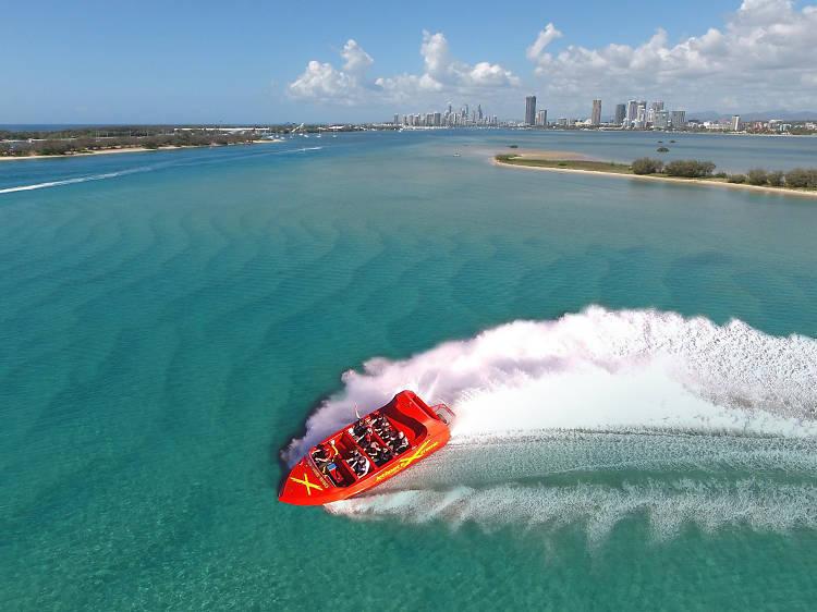 Jet Boat Extreme