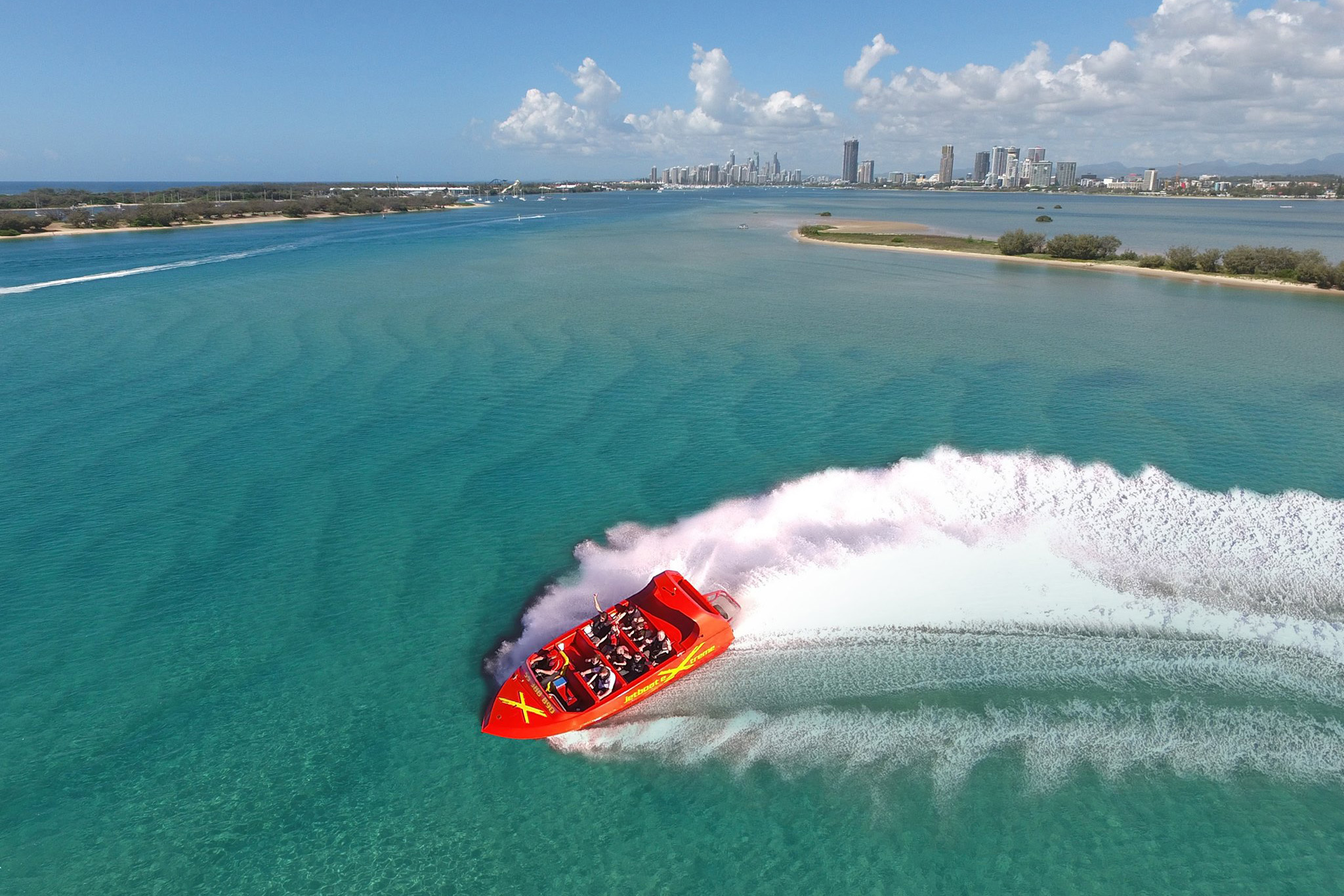 Jet Boat Extreme, eitw