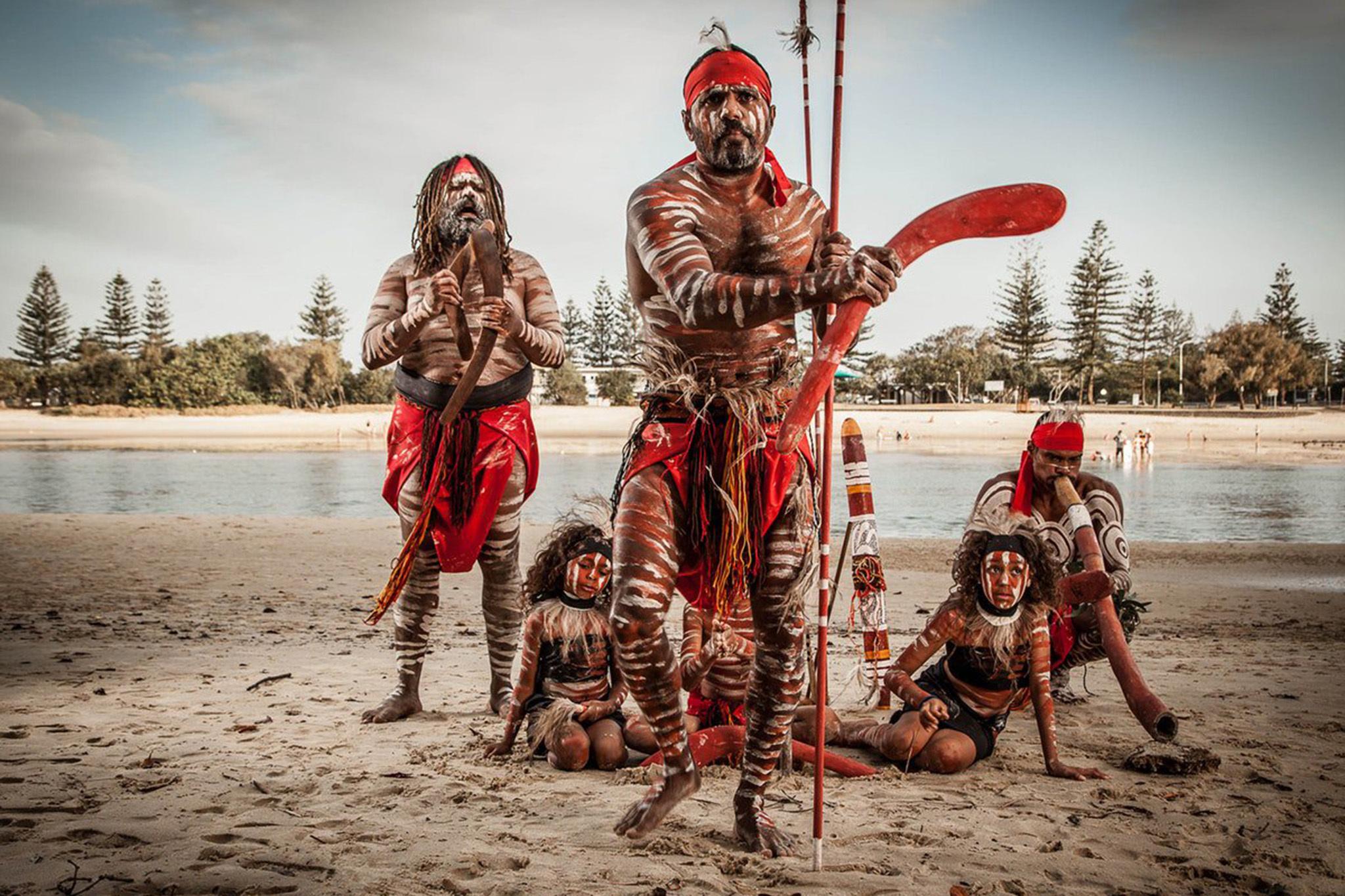 Jellurgal Aboriginal Cultural Centre, eitw