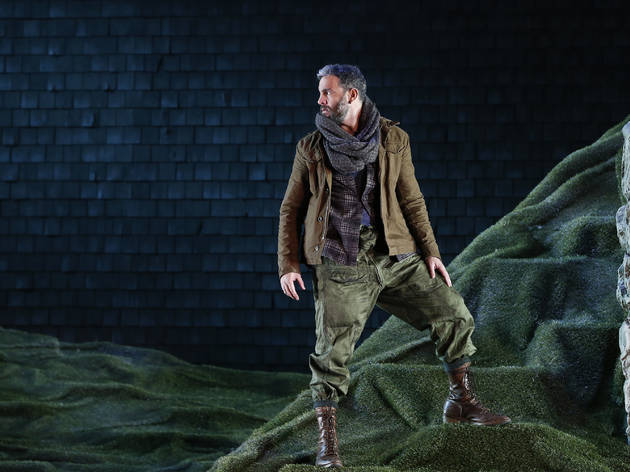(Armando Noguera in Victorian Opera's 'William Tell', photograph: Jeff Busby)