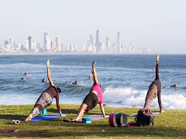 Yoga, eitw
