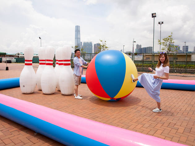 XXL Playground