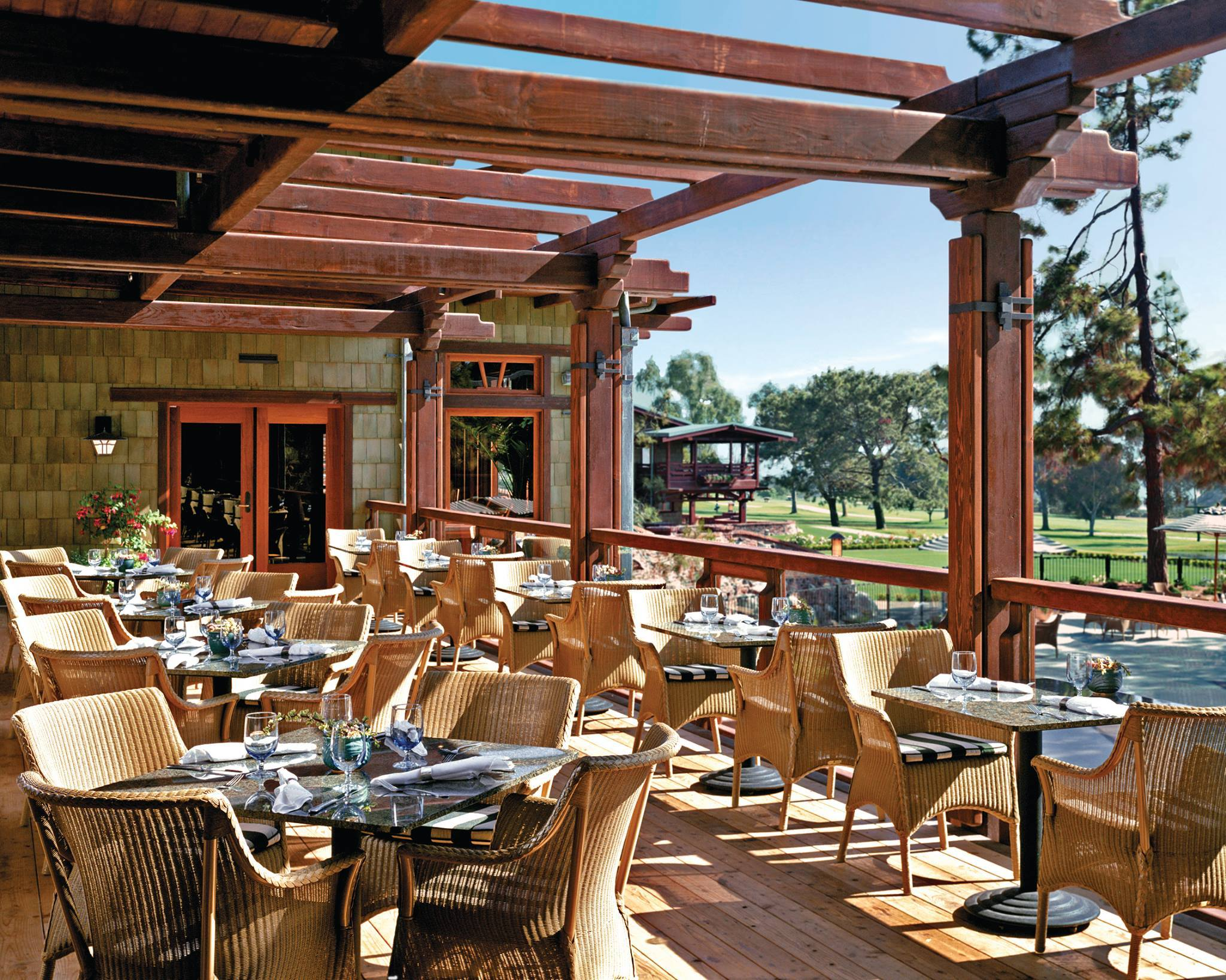 A.R. Valentien restaurant in the Lodge at Torrey Pines