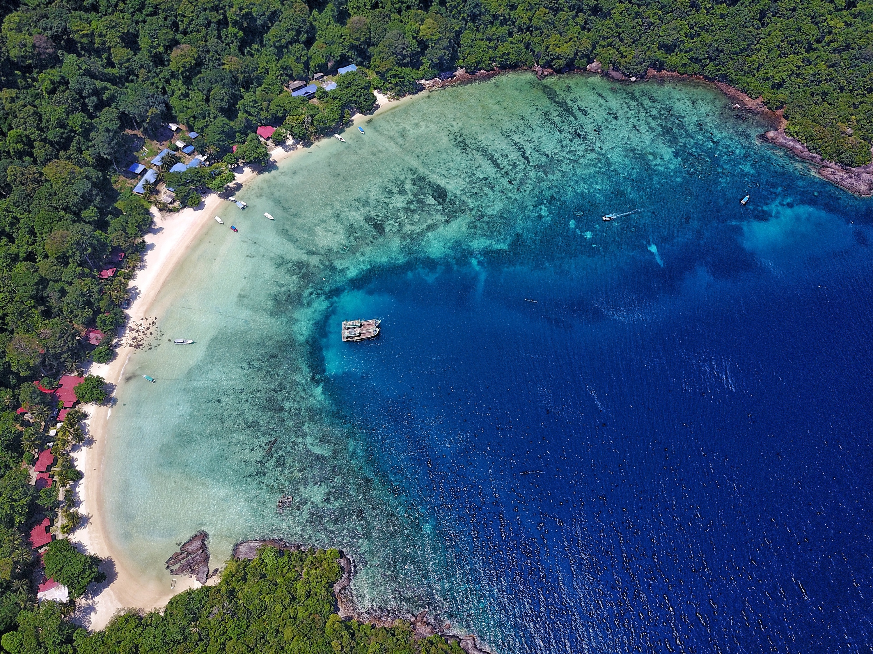 The best diving spots in Peninsular Malaysia