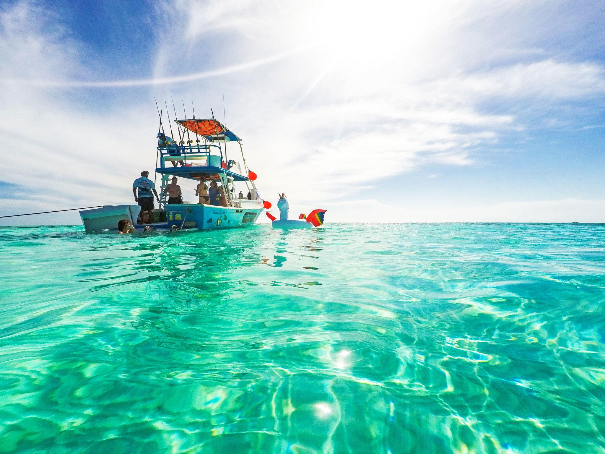 Cozumel - Playa Del Carmen - Mexico