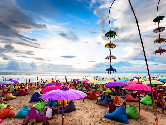 Seminyak Beach - Bali - Indonesia