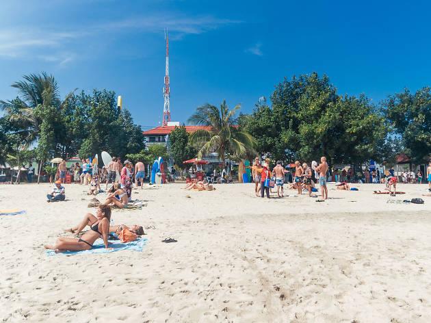 Kuta Beach - Bali - Indonesia