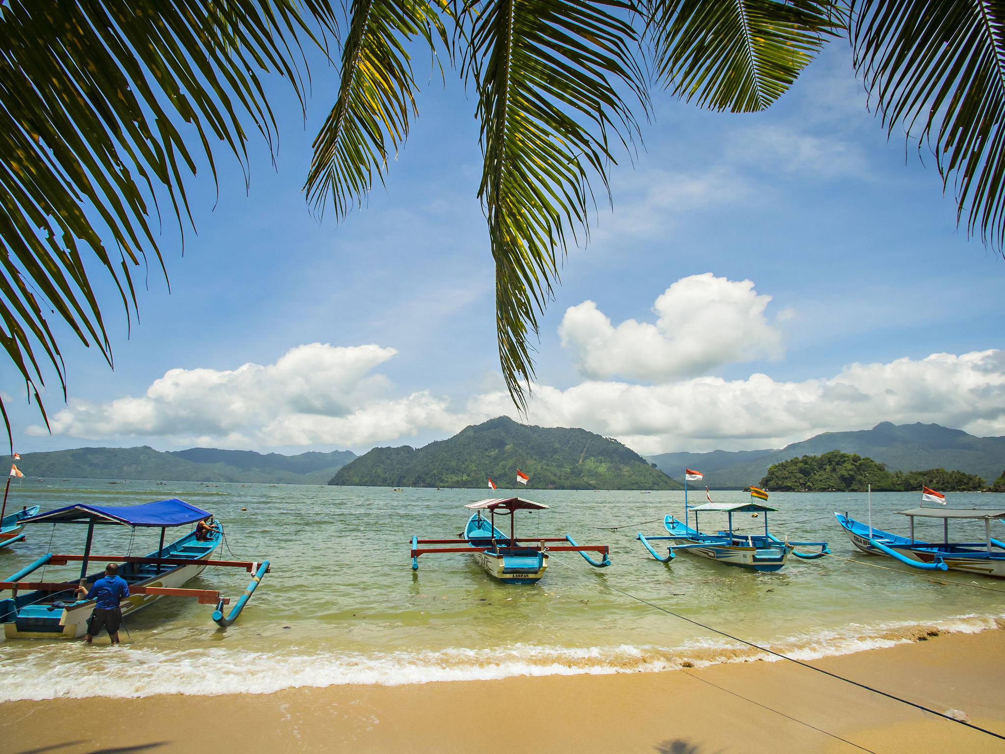 Pasir Putih Beach - Bali - Indonesia