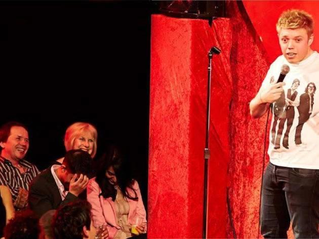Covent Garden Comedy Club