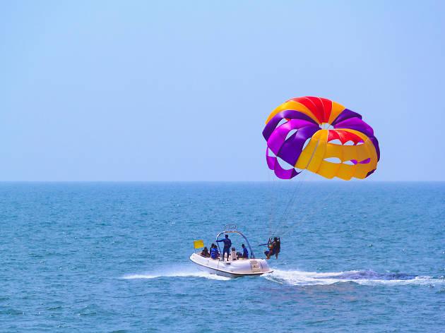 Candolim Beach - Goa - India