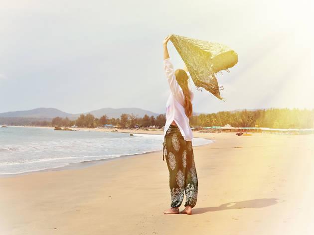 Agonda Beach - Goa - India