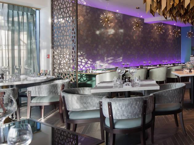 Auram at Seven restaurant, Southend