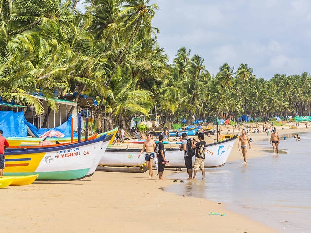 Colva Beach - Goa - India