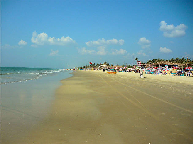 Benaulim Beach - Goa - India