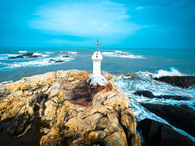 Vagator Beach - Goa - India