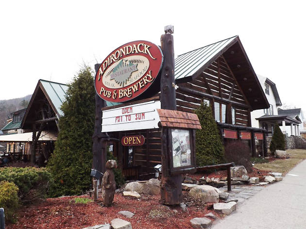 Adirondak Pub & Brewery - Lake George - US