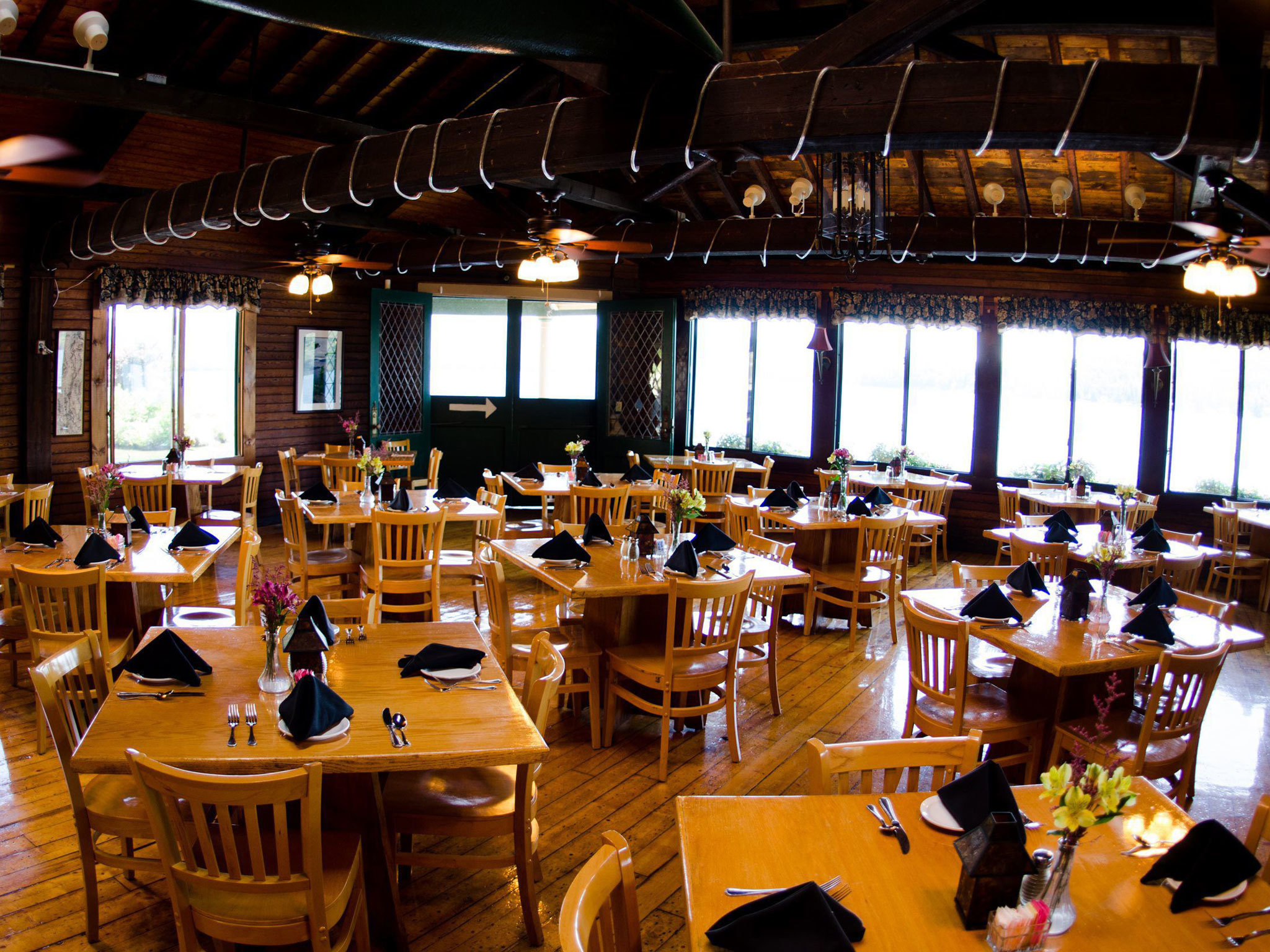 The Boathouse Restaurant - Lake George - US