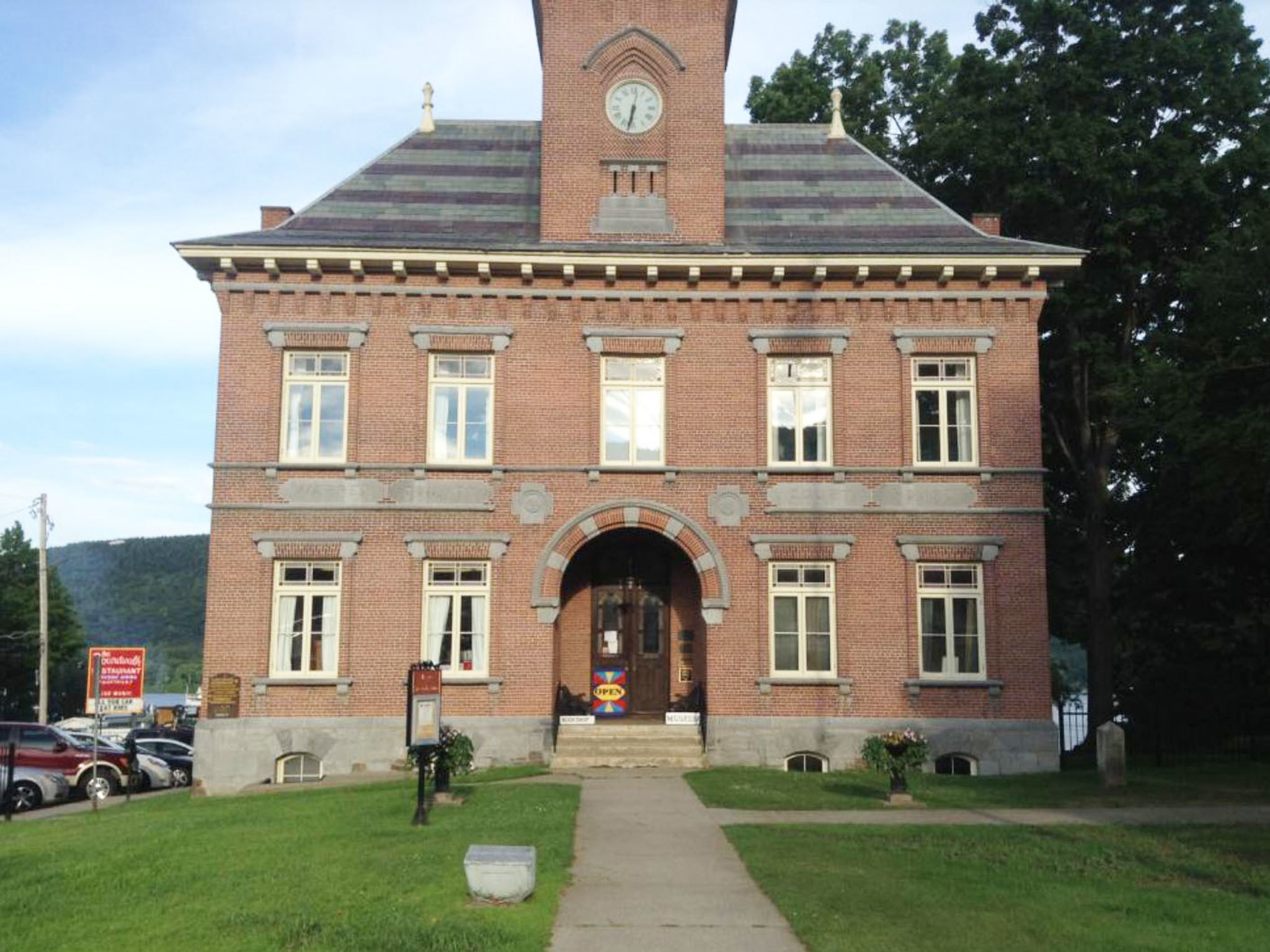 Lake George Historical Association & Museum - US