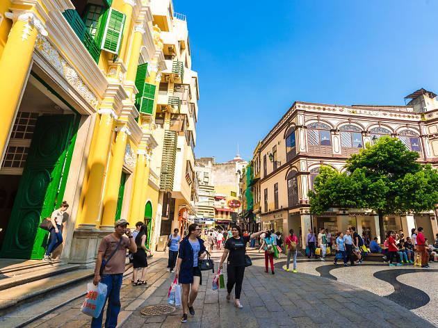 Macau Strip - Macau